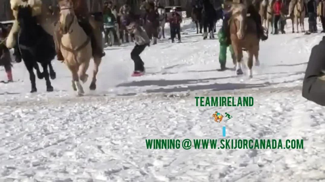 Team Ireland ⛷   - Training to Winning!