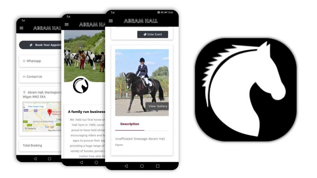 Abram Hall Mobile App