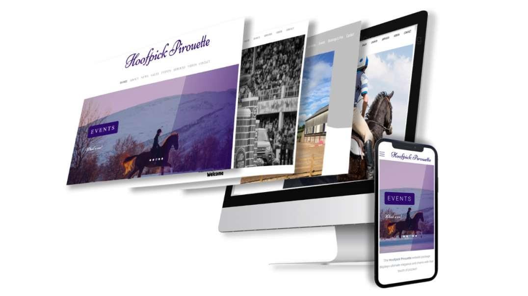 Hoofpick Websites