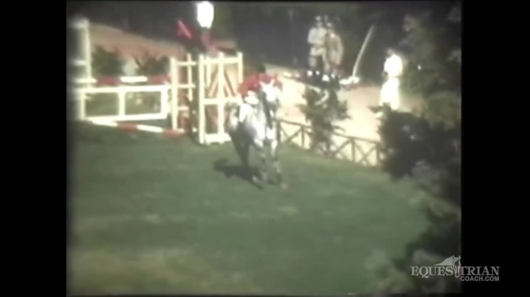 1960 Rome Olympics - Equestrian Show Jumping