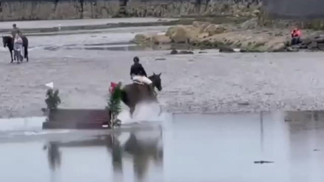 A unique Irish Equestrian Event